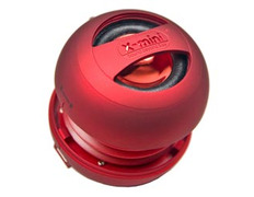 X-Mini Sound Speakers 2nd Generation (Red)