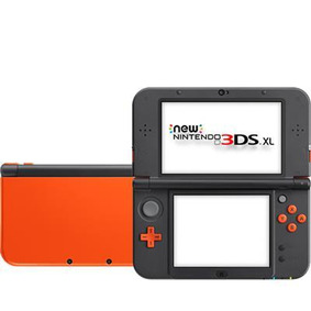 New nintendo 3ds xl orange for Housse 3ds xl pokemon