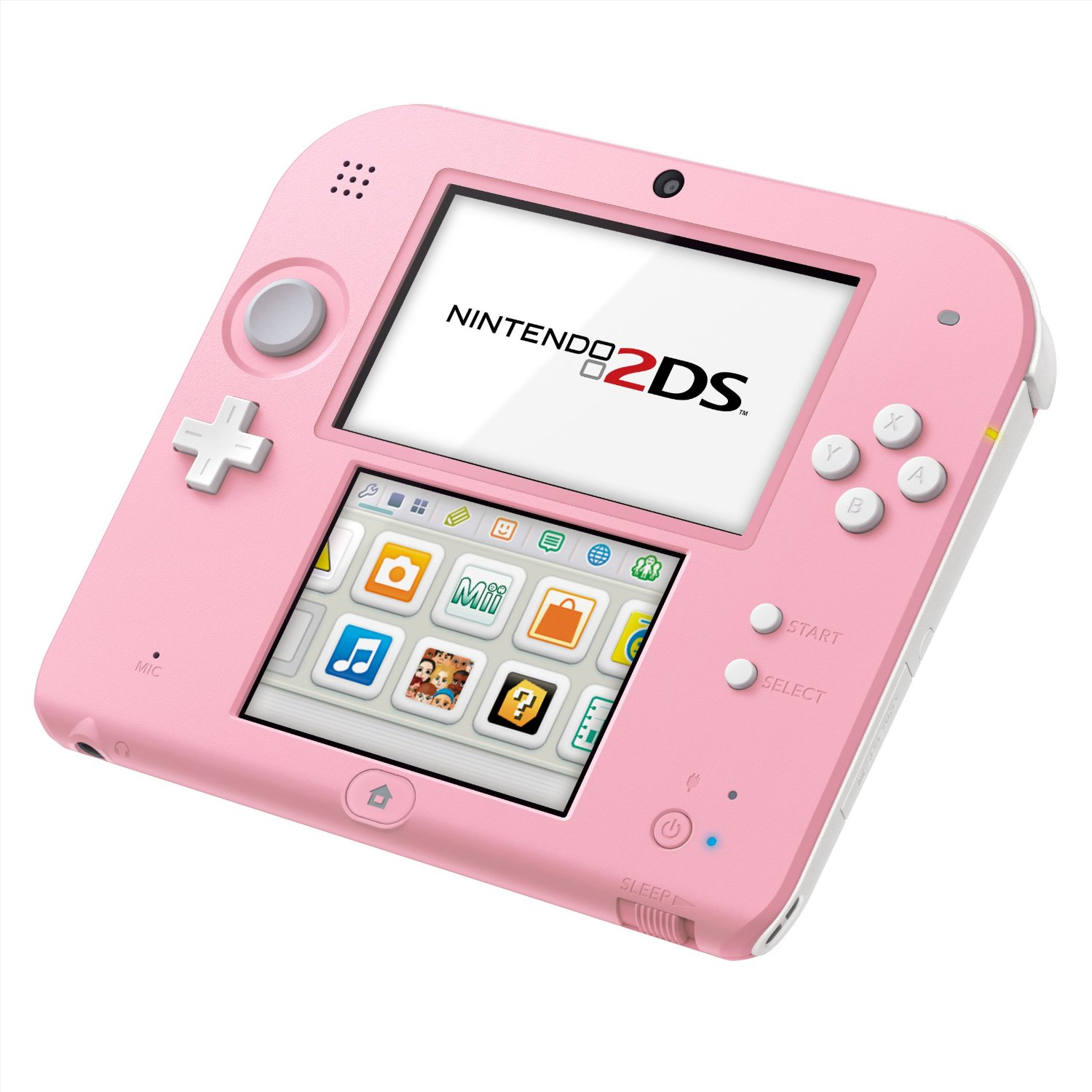 nintendo 2ds rosa tomodachi life. Black Bedroom Furniture Sets. Home Design Ideas