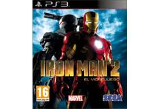 Iron Man 2 PS3