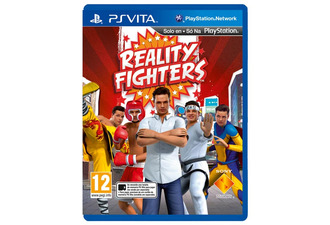 Reality Fighters PSVita