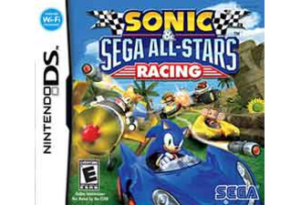 Sonic & Sega & All-Stars Racing DS