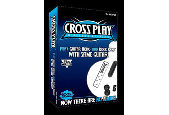 Cross Play Guitar Adapter for Wii/PS3