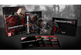 Prototype 2 (Collectors Edition) Xbox 360