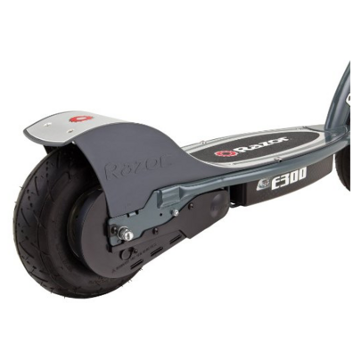 Scooter Electrico Razor E300 Mate Gris Discoazul Com