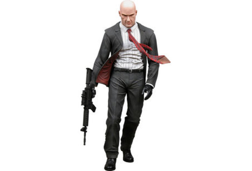 Player Select - Agent 47