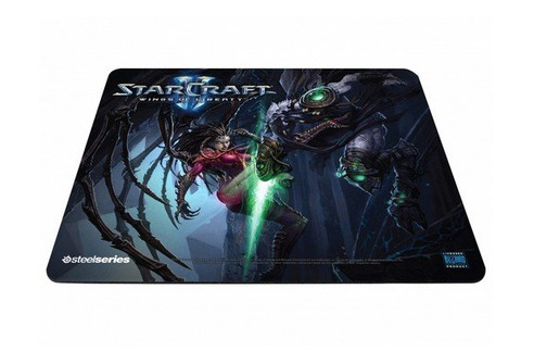 SteelSeries QcK Starcraft 2 - Kerrigan vs Zeratul