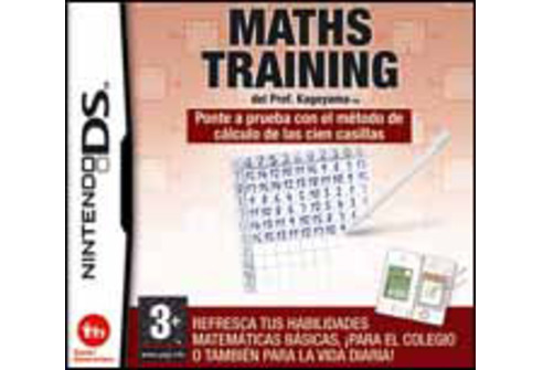 Maths Training DS