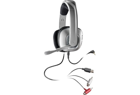 Plantronics Gamescom X40 Stereo Headset for Xbox 360