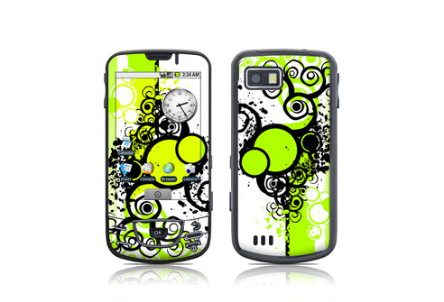 Skin Simply Green Samsung Galaxy