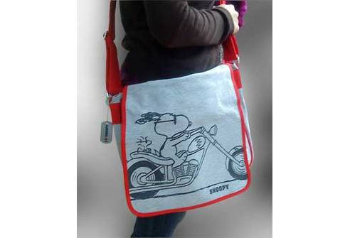 Shoulder Strap Bag Snoopy Chooper