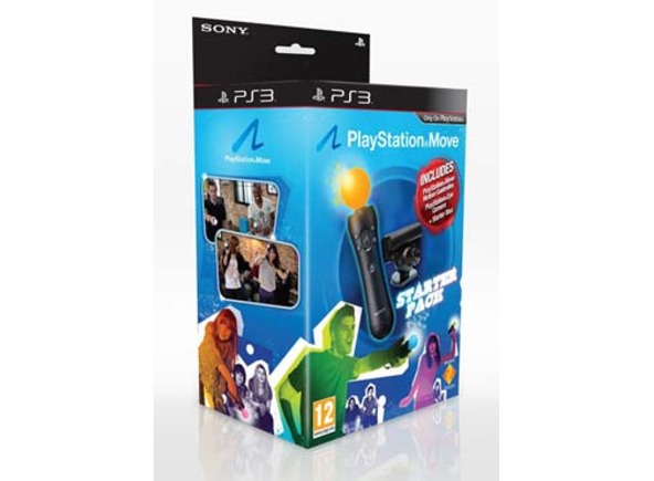 Starter Pack Move (Camera + Motion Controller) - PS3