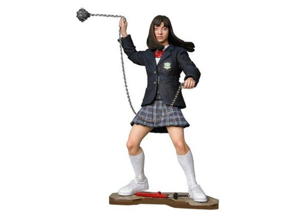 Kill Bill Serie 1: Go-Go 18 cm