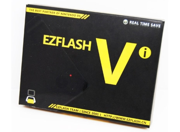Ez Flash Vi for DS/DSL/DSi + MicroSD 16 GB
