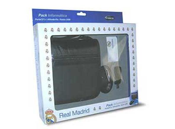 Kit Informática Real Madrid
