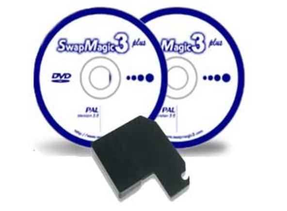 Swap magic 3.8 ps2 slim