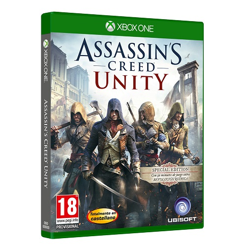Assassins Creed Unity barato