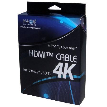 Cable hdmi 4k ps4 xbox one kaos discoazul com cable
