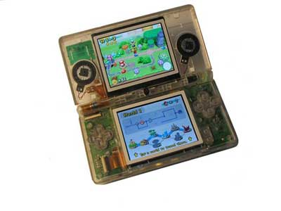 NDS Patcher by Kain - NDS ROMs on GBA Flash Cards