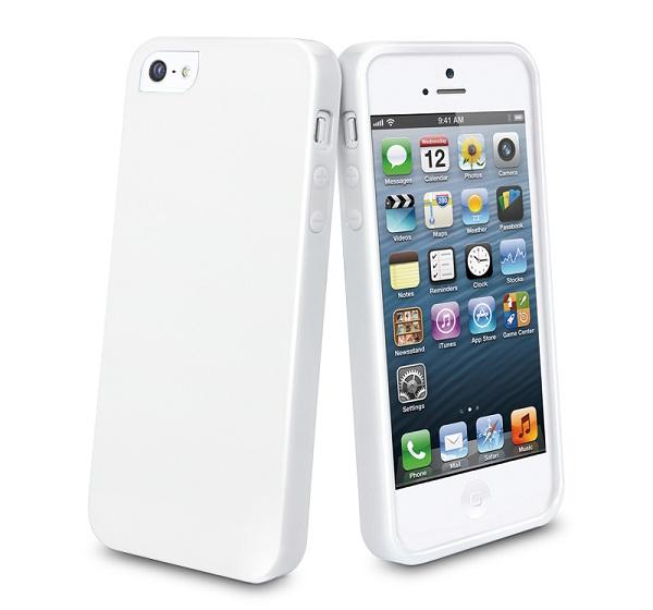 funda iphone se blanca