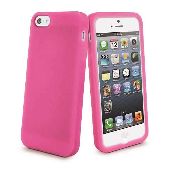 Funda iphone 5 muvit rosa - Fundas iphone 5s personalizadas ...