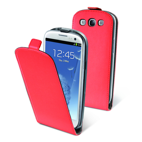 eb7512e0dc1 Samsung Funda Tapa Flip Cover Galaxy Siii - DiscoAzul.com