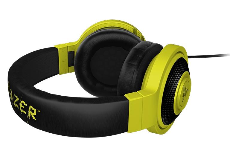 Auriculares Razer Kraken Pro Neon Discoazul Com