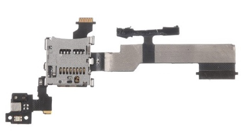 how to open htc one m8 sd card slot