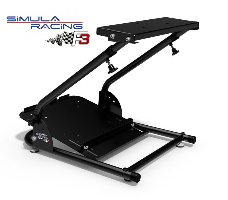 Simularacing f3 soporte y baquet ps3 pc xbox for Silla gaming con altavoces