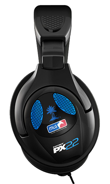 Turtle Beach Ear Force Px22 Ps3 Ps4 Xbox360 Mac Pc Blanco