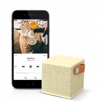 Portable Bluetooth Speaker Fresh 'N Rebel RockBox Cube