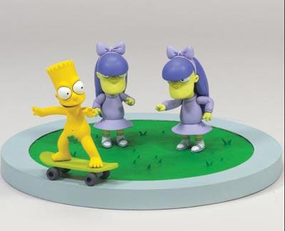 Los simpsons bart sherri terri - Bart simpson nu ...