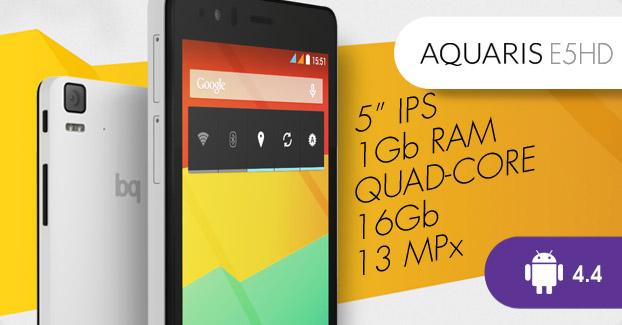 bQ Aquaris E5 HD 16 GB