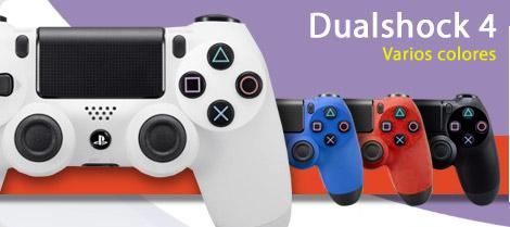 Mandos Sony Dualshock 4