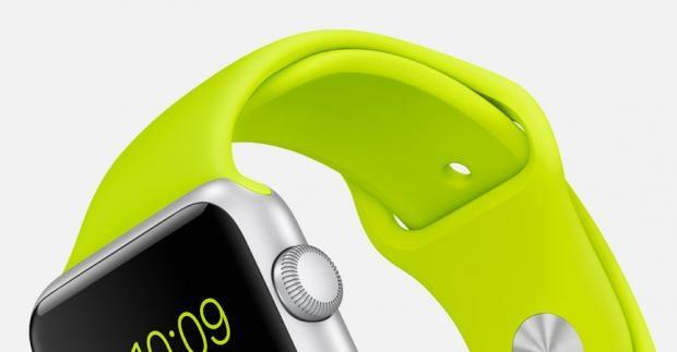 Reloj apple iwatch sport verde for Especificaciones iwatch