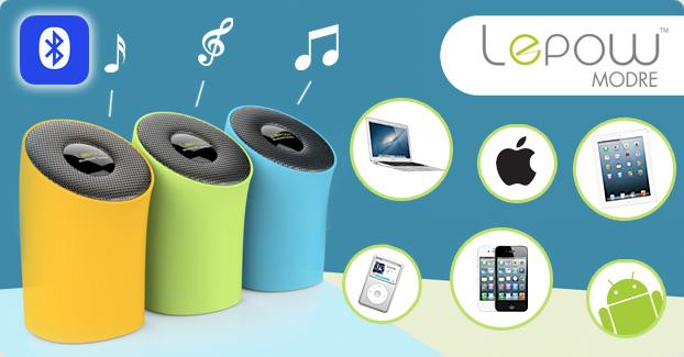 Lepow Modre Bluetooth Speaker