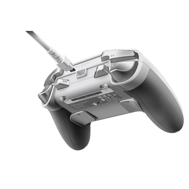 Mando Razer Raiju Tournament Edition Mercury White Pc Ps4 Level up your mobile gaming performance with the razer raiju mobile gaming controller. razer
