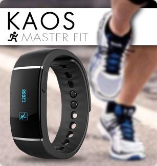 Smartband Kaos Master Fit