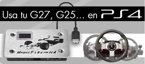 MaxRace F1 V5 PS4