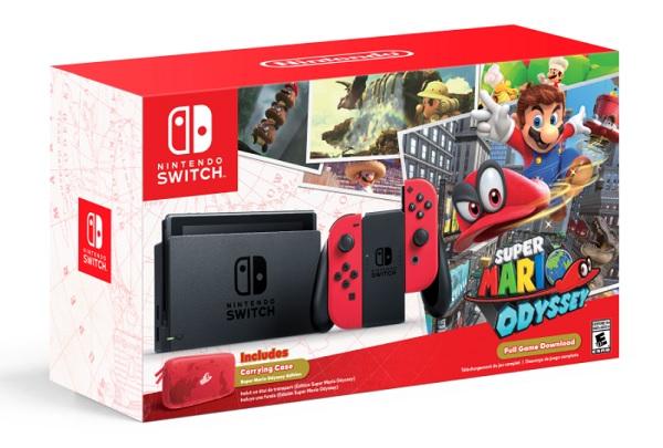 Nintendo Switch Super Mario Odyssey Codigo Descarga