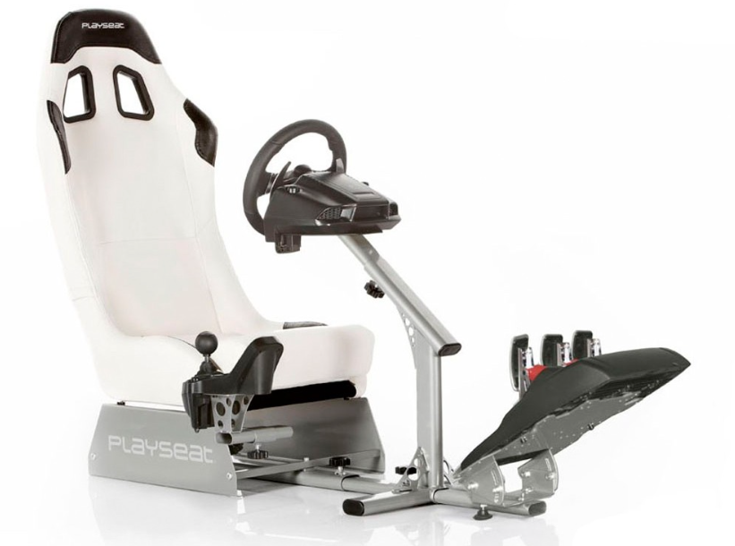 volante thrustmaster t150 rs pro playseat evo blanco playsea. Black Bedroom Furniture Sets. Home Design Ideas
