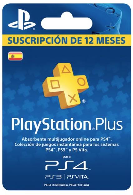 Playstation plus suscripcion de 12 meses ps4 ps3 ps vita - Psn plus 3 meses ...