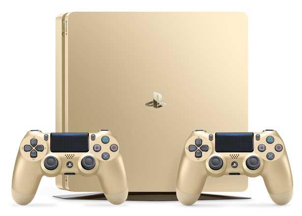 Consola Playstation 4 Slim 500 Gb 2 Mandos Dualshock 4 V2 Go