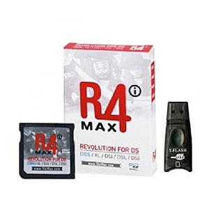 R4i Max Revolution