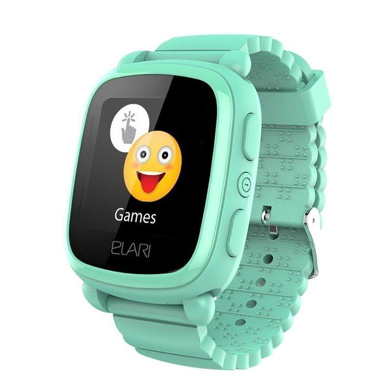 Moretón Chip Álbum de graduación  Reloj inteligente con localizador para niños Elari Kidphone 2 Ve
