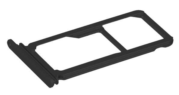 Huawei P10 Sim Karte.Sim Card Tray For Huawei P10 Black Discoazul Com
