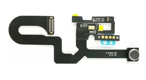 Repuesto Camara Iphone  Plus