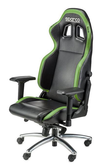 Silla sparco respawn sg 1 verde - Bultaco silla gaming ...