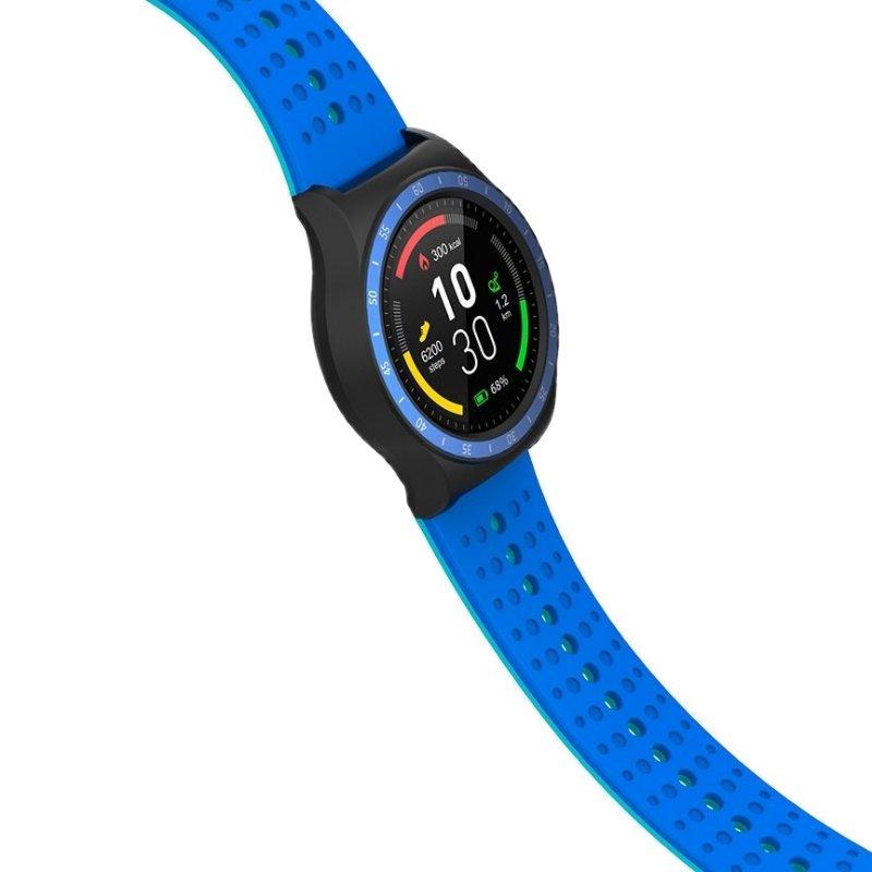 Smartwatch Spc Smartee Pop Azul Discoazul Com