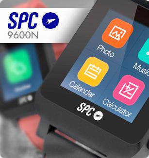 Smartwatch SPC 9600N